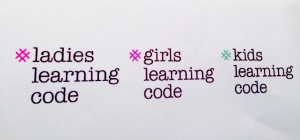 Ladies Learning Code Image 2